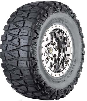 шина Nitto Mud Grappler