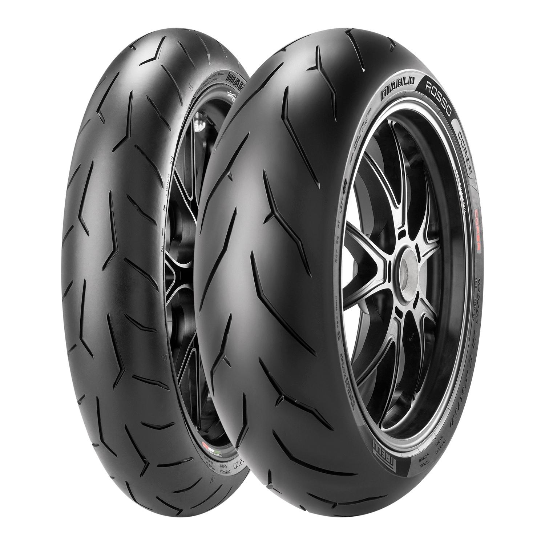 шина Pirelli Diablo Rosso Corsa