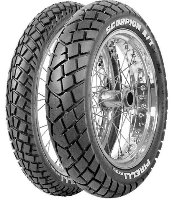 шина Pirelli Scorpion MT 90 A/T